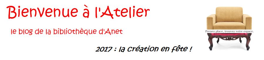 Bibliothèque Anet l'Atelier