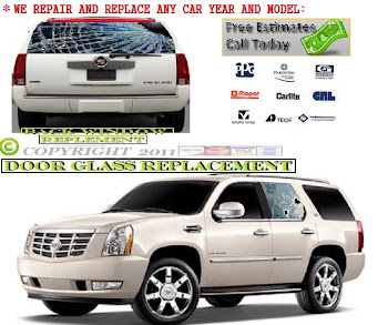 AUTO GLASS REPLACEMENTS AND AUTO GLASS REPAIRS
