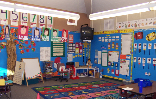 How to set up a kindergarten classroom to enhance gifted Online classroom designer