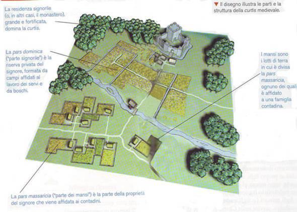 La Curtis E La Villa Romana Mappa Concettuale