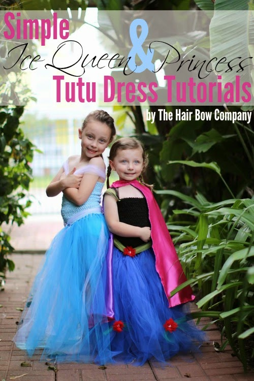 Tulle Princess Dress Toturial