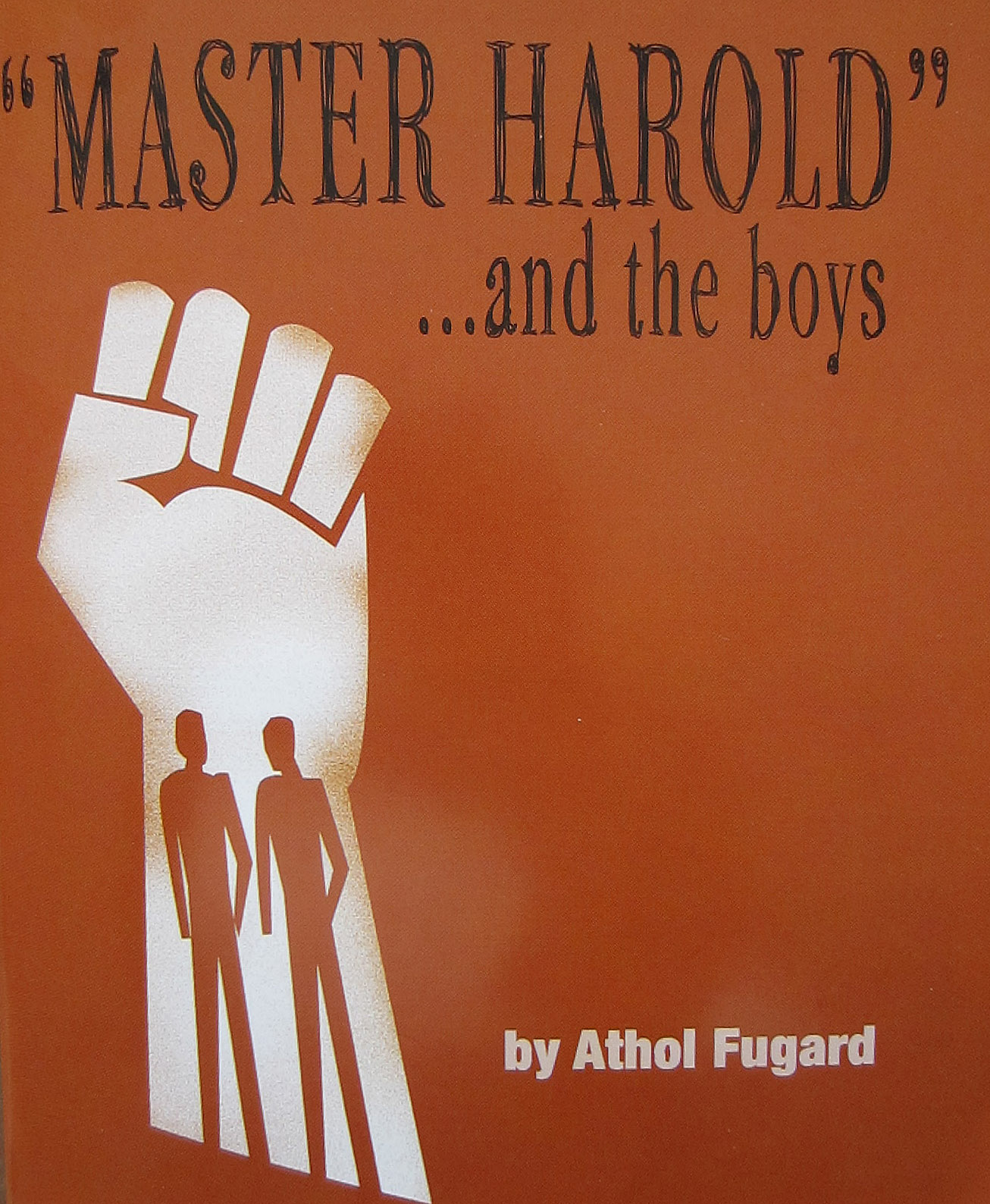 lacunae musing master harold and the boys triumphs at dramaworks dramaworks has produced yet another classic in keeping its mission statement of theatre
