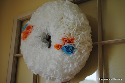 Hydrangeas and Harmony  50s Housewife Bridal Shower Part 5