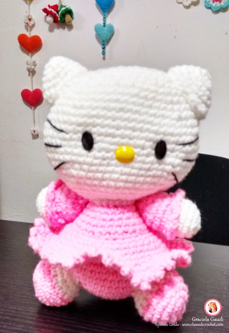 amigurumis crochet kitty