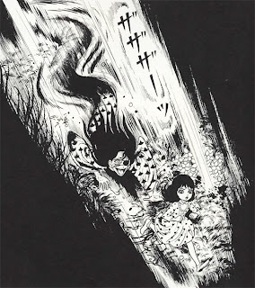 Umezu Kazuo's Hebi Shojo