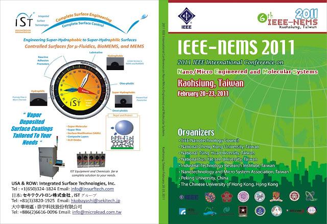 IEEE-NEMS-2011-成功大學