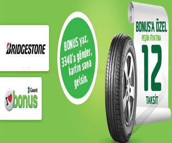 Bridgestone Lastik Kampanya