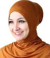 Memilih Jilbab Sesuai Dengan Bentuk Wajah