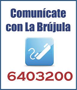 Comunícate con La Brújula