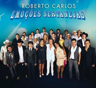 Roberto Carlos - Emoções Sertanejas