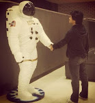 Mr.Astronaut and Me