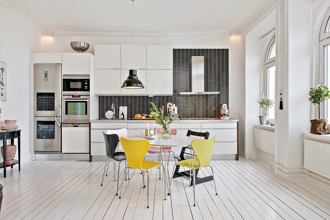 Apartamento nórdico lleno de luz | DEF Deco - Decorar en familia7