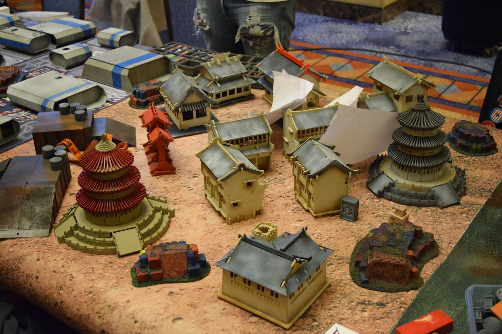 Brian Carlson Miniatures: Awesome Infinity Terrain