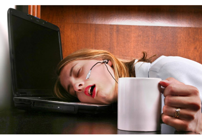 Is this you if so what can you do to improve your fatigue and your
