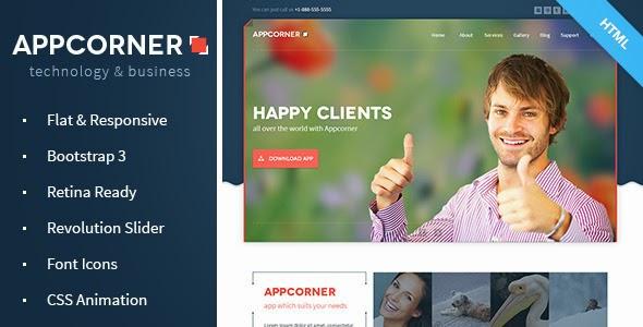 Premium HTML Template 2014