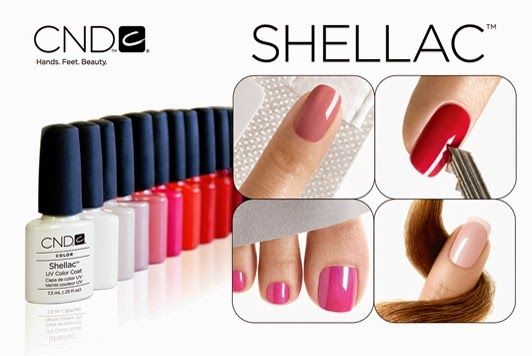 Shellac Nails Manicure
