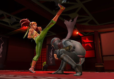 All Star Karate Wii