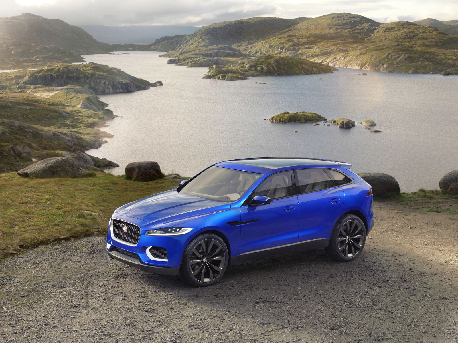 In addition the f pace comes with the jaguar s legendary electric steering system and torque vectoring technology first developed for f type and the torque