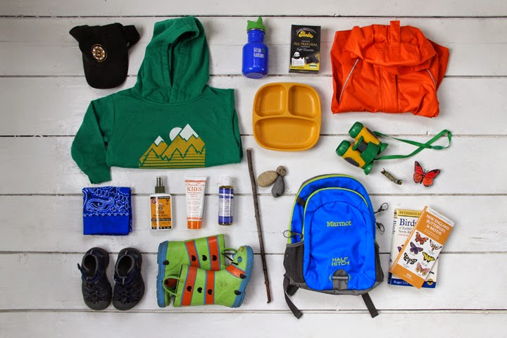 Clothes To Bring For Kids Camping