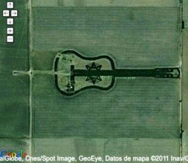 guitarra mas grande mundo