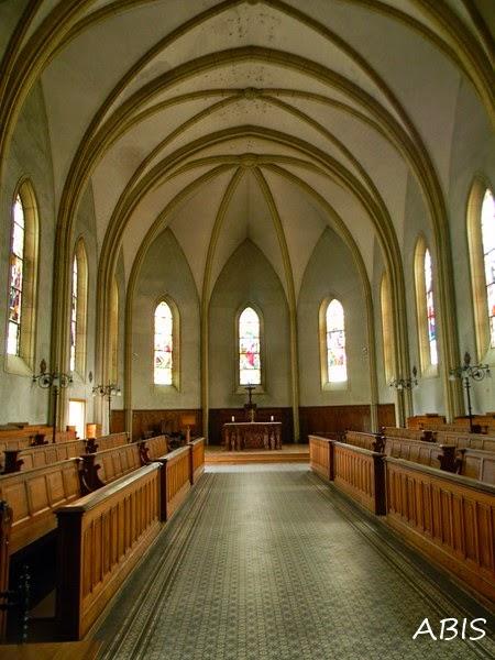 Chapelle de la maison Saint-Anthelme
