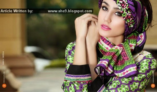 Firdous Summer Lawn Dress