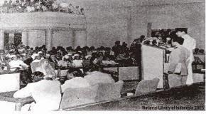 Kutipan Pidato Sukarno Tanggal 1 Juni 1945 Mengandung Nilai Kebersamaan dalam Proses Perumusan Pancasila Sebagai Dasar Negara
