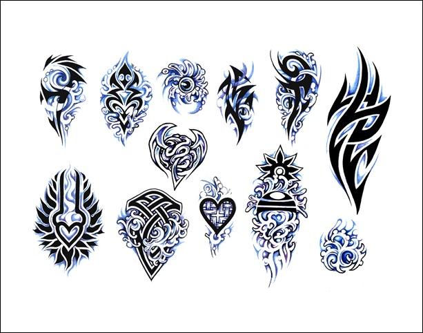 Free Tribal Tattoo Designs