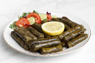 طريقة عمل ورق العنب على الطريقة التركية, ورق العنب على الطريقة التركية,  طريقة عمل ورق العنب , ورق العنب, العنب