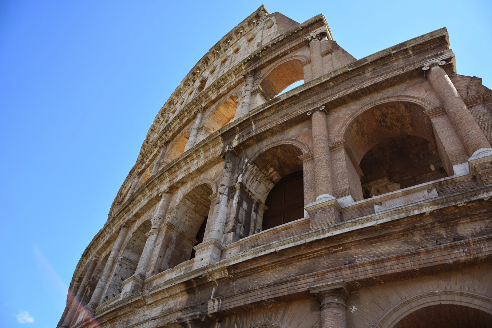 the colosseum u0026 palatine hill in rome life with a co