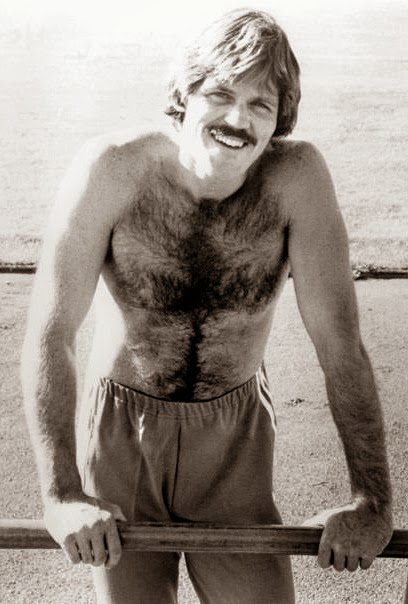 Chuck norris hairy chest