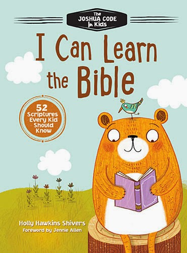 I Can Learn The Bible cover