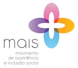 Somos parceiros da ONG MAIS