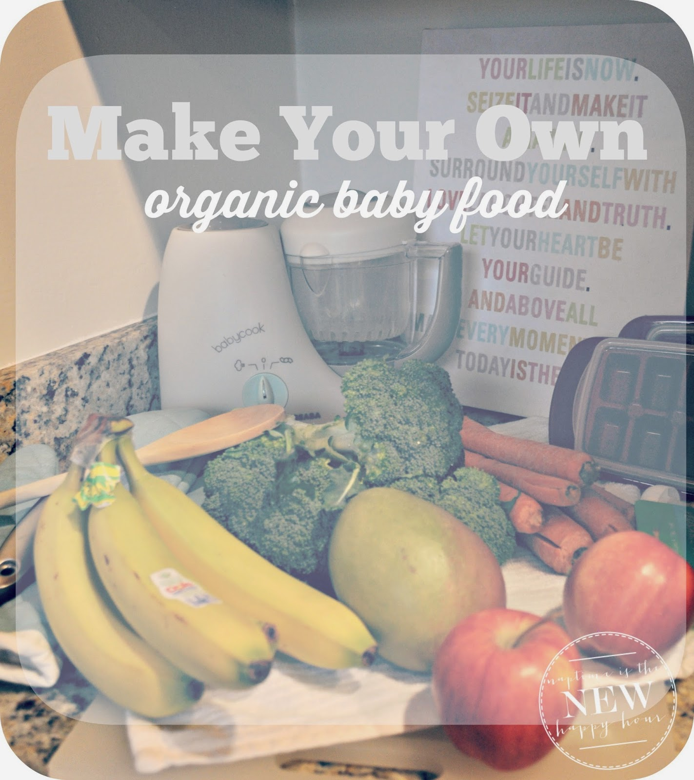 how to make your own organic baby formula