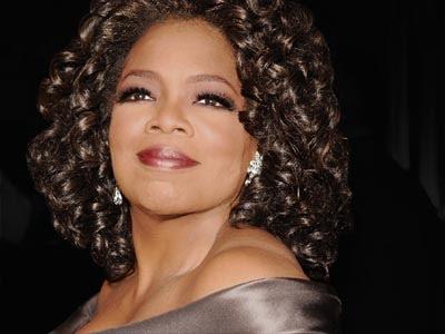 oprah winfrey show. by the Oprah Winfrey show