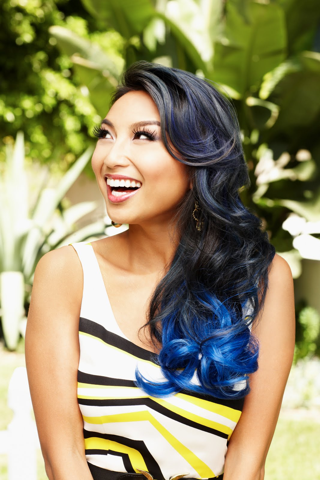 to meet   How Do I Look   star Jeannie Mai this Thursday October 27Jeannie Mai Hair