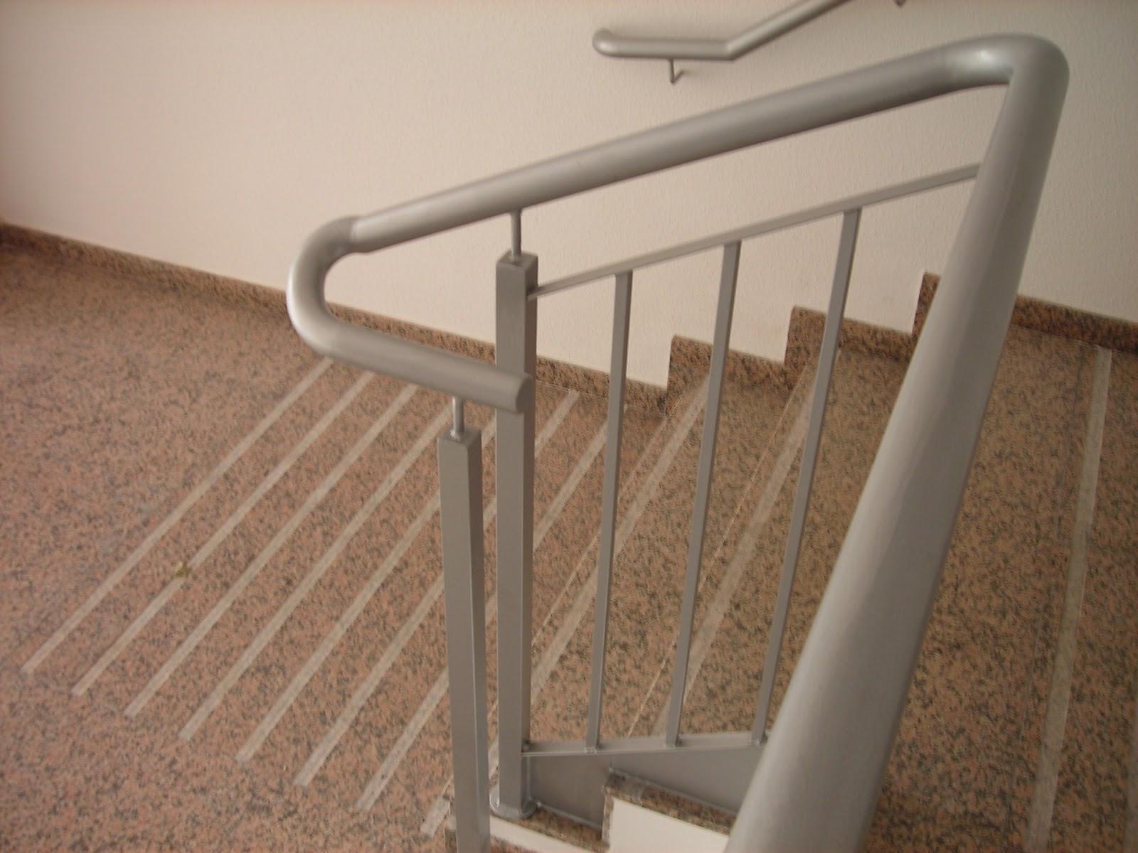 Barandillas interiores barandas en vidrio para escaleras - Barandillas de forja para escaleras de interior ...