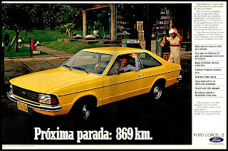 propaganda Ford Corcel II - 1978; propaganda Ford anos 70; Ford Company; Henry Ford;  reclame de carros anos 70. brazilian advertising cars in the 70. os anos 70. história da década de 70; Brazil in the 70s; propaganda carros anos 70; Oswaldo Hernandez;