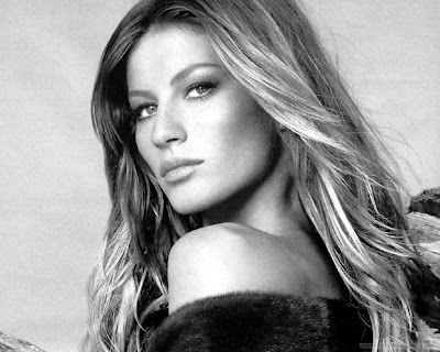 Gisele Bundchen Hollywood Actress Glamour Wallpaper