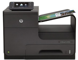 HP OfficeJet Pro X551dw Drivers Download