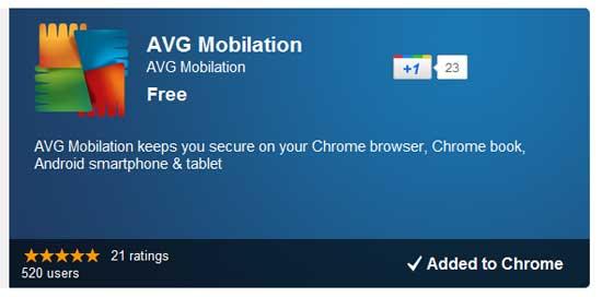AVG Mobilation