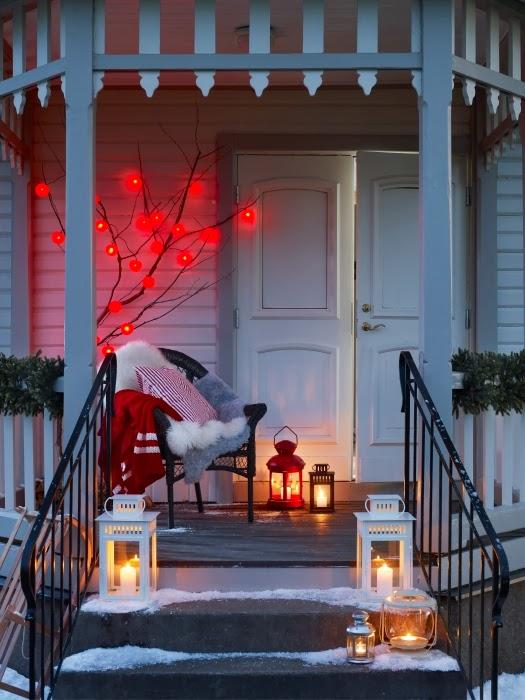 HOME & GARDEN: 30 idées pour aménager un porche ou une véranda en ...
