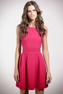 catálogo SuiteBlanco primavera verano 2014 vestido