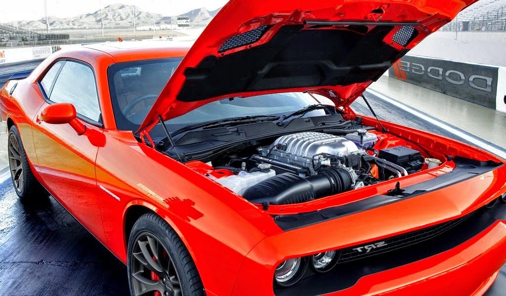 2015 Dodge Challenger Srt Supercharged Hemi Hellcat