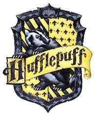Hufflepuff!