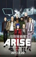 Ghost in the Shell Arise. Border:1 Ghost Pain (2013) online y gratis
