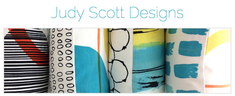 JUDY SCOTT                      Screen Printer and Textile Designer