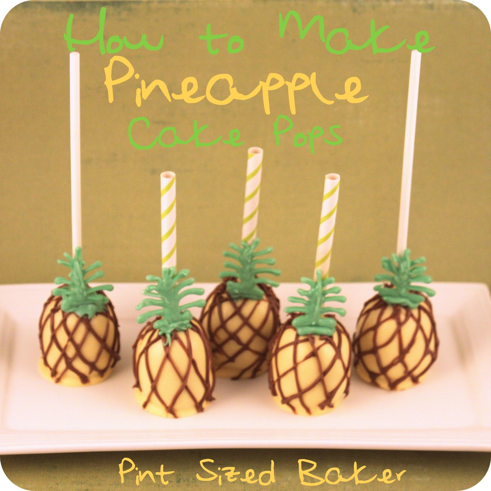 how-to-make-pineapple-cake-pops