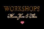 Workshops Sílvia Ferreira e Maria João Gonçalves