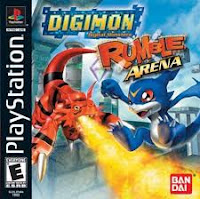 Digimon Rumble Arena PS1 For PC